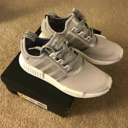Adidas wmns nmd - silver