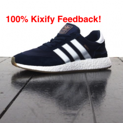 Adidas iniki navy blue runner