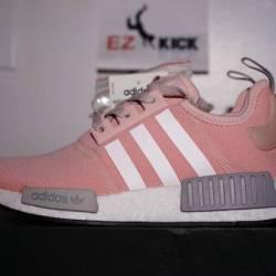 Adidas nmd r1 pink vapous offi...