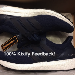 Adidas Ultra Boost Navy 3.0. BA8843