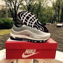 Nike air max 97 og qs silver b...