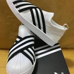 Adidas wm superstar slip on pk...