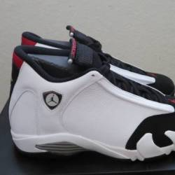 Air jodan retro 14 black toe