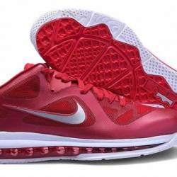 Lebron 10 x 'team red' low