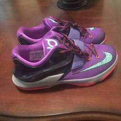 "Nike kd 7 ""lightning 534"""