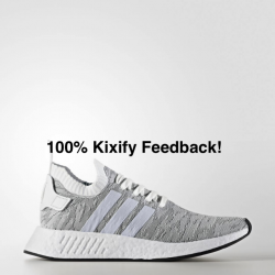 Adidas nmd r2 white red free s...