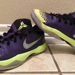 Kobe venomenon 4 purple