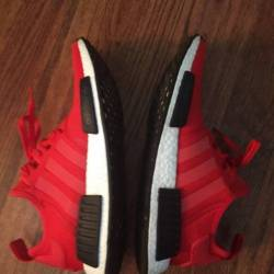 Nmd clear red