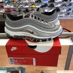 Nike air max 98 silver bullett
