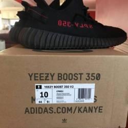 Adidas yeezy boost 350 v2 bred...