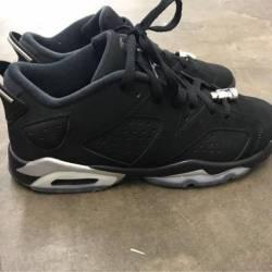Jordan 6 low chrome