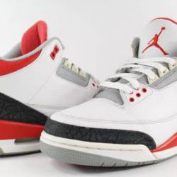 Nike air jordan retro iii 3 wh...