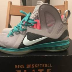 Nike lebron 9 elite ps south b...