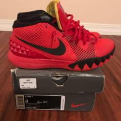 Nike kyrie 1: deceptive red
