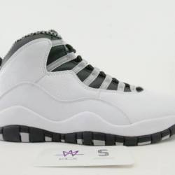Air jordan 10 retro steel sz 8...