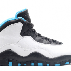 "Air jordan 10 retro (gs) ""powd..."