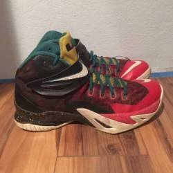 Lebron soldier 8 christmas