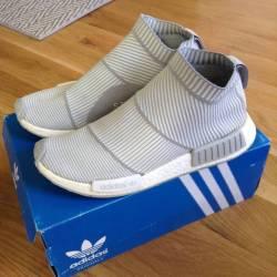 Adidas nmd city sock - blackou...