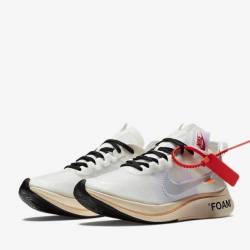 Off-white x nike zoom fly w/re...