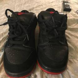 Nike sb dunk low vamps size 11.5