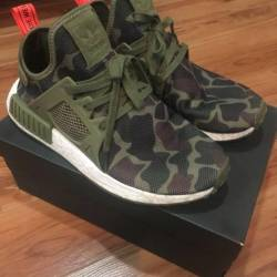 Adidas nmd xr1 green camo