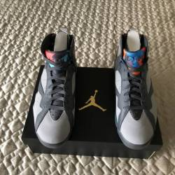 Air jordan 7 barcelona days