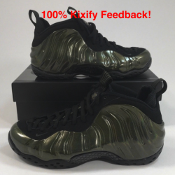 Nike air foamposite one legion...