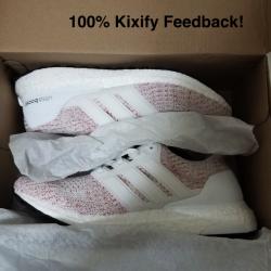 Adidas ultra boost 4.0 candy cane