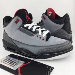 Nike air jordan 3 stealth 2011