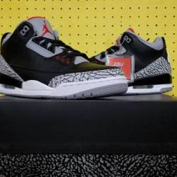 Brand new men s air jordan 3 i...