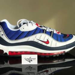 Nike air max 98 gundam white u...
