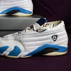 Nike air jordan xiv low 14 sz ...