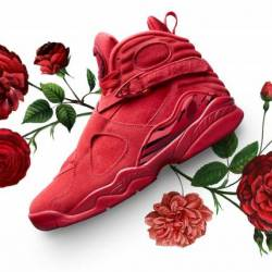 Air jordan retro 8 valentines ...