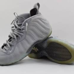 Nike foamposite one prm wolf grey