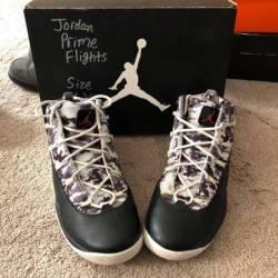 Jordan prime flights