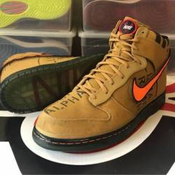 "Nike dunk high 2012 ""all sta..."