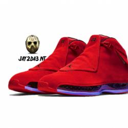 Nike air jordan xviii (18) tor...