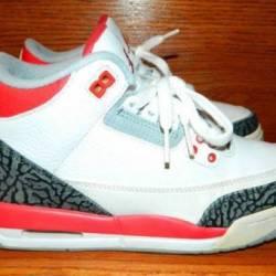 Nike air jordan 3 retro fire r...