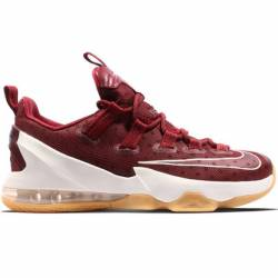 Nike lebron 13 low team red 83...