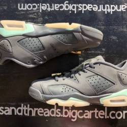 Air jordan 6 low gs mint foam