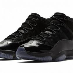 Air jordan 11 cap & gown tripl...