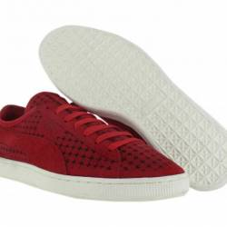Puma suede courtside perf men ...