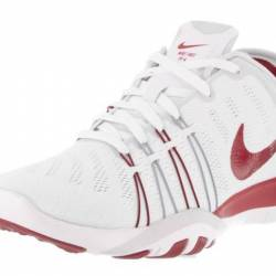Nike women's free tr 6 white/g...