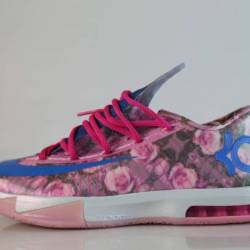 Nike kd vi supreme aunt pearl ...