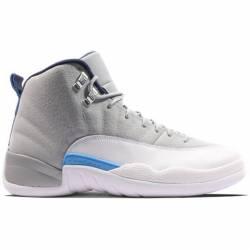 Nike air jordan 12 retro wolf ...