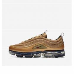 Nike air vapormax 97 gold w re...