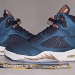 Nike air jordan 5 retro bronze...