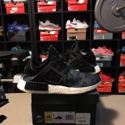 Adidas nmd duck camo black sz ...