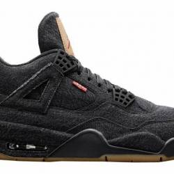 Levi s x air jordan 4 retro bl...