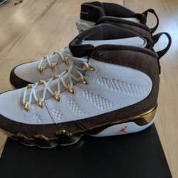 New authentic air jordan 9 mel...
